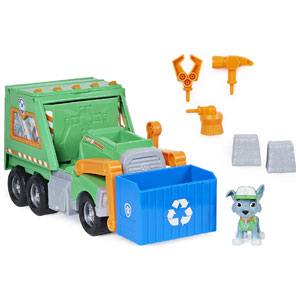 PAW Patrol Rockys Reuse It Truck