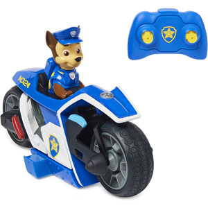 PAW Patrol: The Movie Chase RC Motorcycle