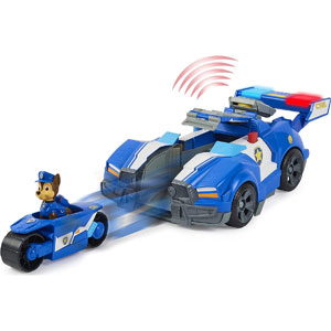 PAW Patrol: The Movie Chase's Transforming City Cruiser
