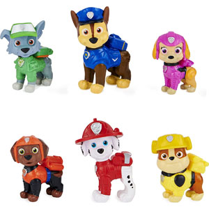 PAW Patrol: The Movie Movie Pups Gift Pack
