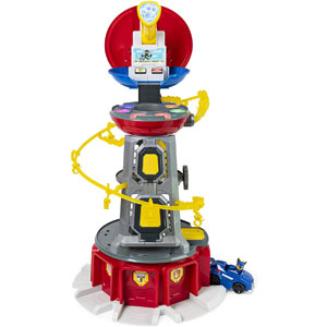 Paw Patrol Mighty Lookout Tower