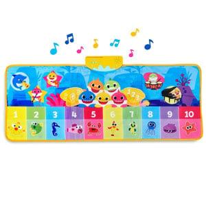 WowWee Pinkfong Baby Shark Step & Sing Piano Dance Mat
