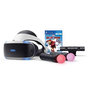 PlayStation VR - Marvels Iron Man Bundle