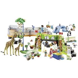 Playmobil Large City Zoo 70341