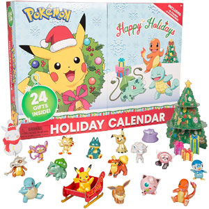 Pokémon Holiday Advent Calendar 2020