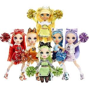 Rainbow High Cheer Fashion Dolls