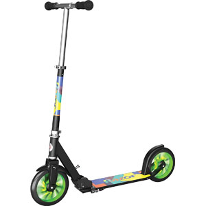Razor A5 Lux Light-Up Kick Scooter