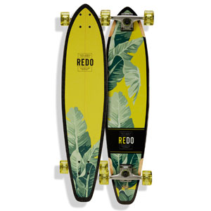 ReDo Skateboard San Diego Palms Longboard