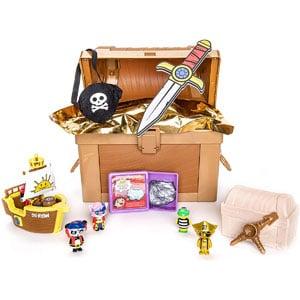 Ryans World Capn Ryans Micro Mystery Treasure Chest
