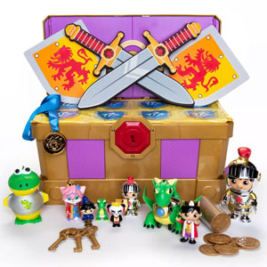 Ryans World Sir Ryans Royal Mystery Treasure Chest (Series 2)