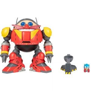 Sonic the Hedgehog 30th Anniversary Giant Eggman Robot Battle Set