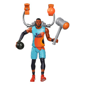 Space Jam: A New Legacy LeBron James Ultimate Tune Squad Figure