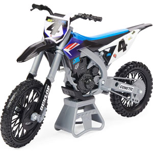 Supercross 1:10 Scale Diecast Motorcycle
