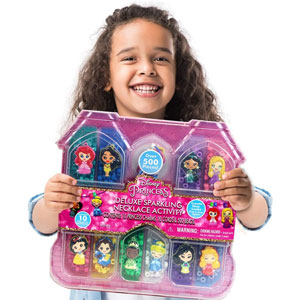 Tara Toys Deluxe Princess Necklace Activity Set