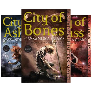 The Mortal Instruments (6-Book Series)