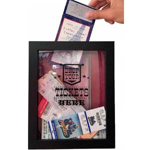 TicketShadowBox Memento Frame, 8x10