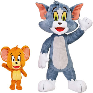 Tom & Jerry Mischievous Team Tom & Jerry