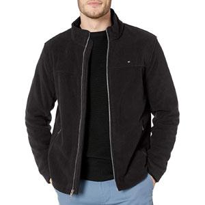Tommy Hilfiger Mens Classic Polar Fleece Jacket