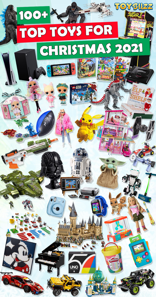 Top Boy Toys For Christmas 2021 Top Toys For Christmas 2021 Toy Buzz List Of Best Toys