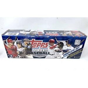 Topps 2021 Baseball Complete Set