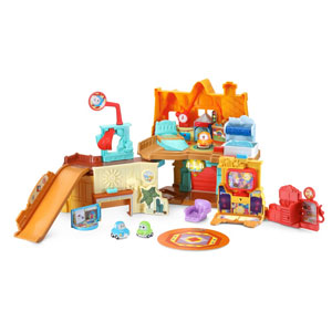 VTech Go! Go! Cory Carson Cory's Stay & Play Home