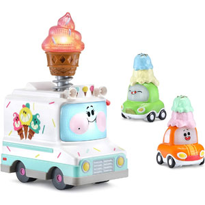 VTech Go! Go! Cory Carson Two Scoops Eileen Ice Cream Truck