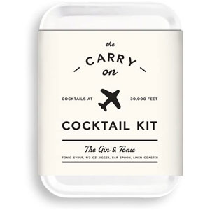 W&P Carry on Cocktail Kit, Gin & Tonic