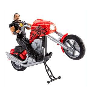 WWE Wrekkin Slamcycle