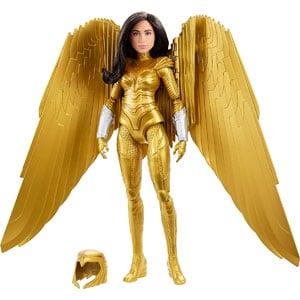 Wonder Woman 1984 Golden Armor Feature Doll