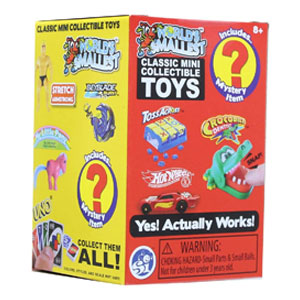 Worlds Smallest Classic Mini Collectible Toys Series 3