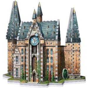 Wrebbit 3D Harry Potter Hogwarts Clock Tower 3D Jigsaw Puzzle