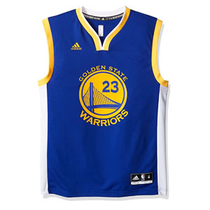 adidas NBA Mens Replica Player Road Jersey