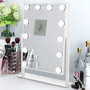 BESTOPE Hollywood Vanity Mirror