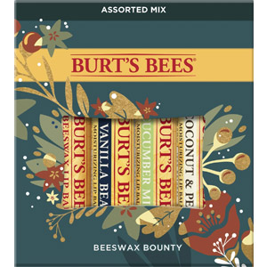 Burts Bees Assorted Lip Balm Gift Set