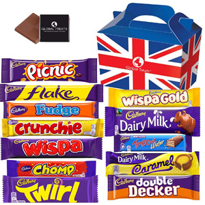 Cadbury Chocolate Gift Pack