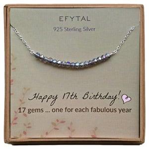 Efy Tal Birthday Necklace