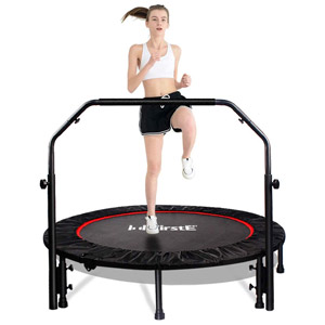 "FirstE 48"" Foldable Fitness Trampoline"