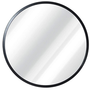 HBCY Creations Circle Wall Mirror