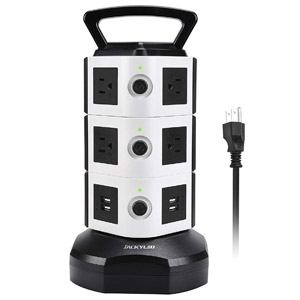 JACKYLED Power Strip Charging Tower
