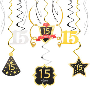 LINGTEER Birthday Decorations