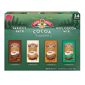 Land O Lakes Cocoa Classics Variety Pack