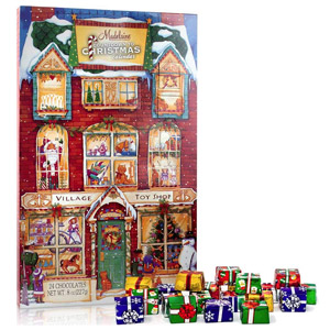 Madelaine Chocolate Advent Calendar