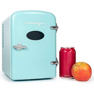 Nostalgia Mini Refrigerator
