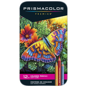 Prismacolor Soft Core Colored Pencils