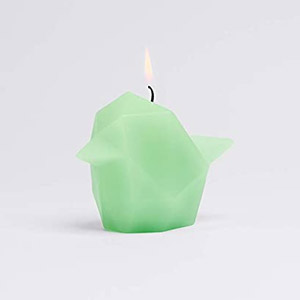 PyroPet Animal Shaped Skeleton Candle