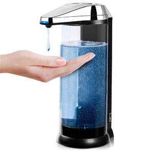 Secura Touchless Automatic Soap Dispenser