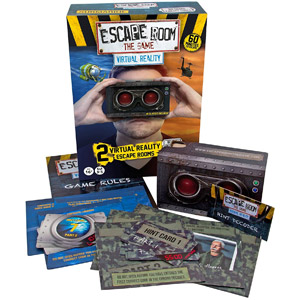 Virtual Reality Escape Room The Game