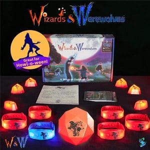 Wizards & Werewolves
