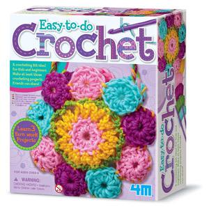 4M 3625 Easy-To-Do Crochet Kit