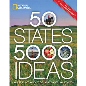 50 States, 5,000 Ideas: Where to Go
